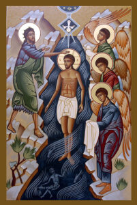 Blessing your own home at Theophany