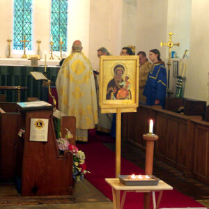 St Hybald, Scunthorpe - a New Mission and a recent Pilgrimage